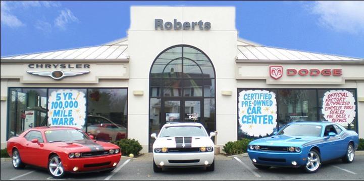Mercedes Dealers In Ct >> Robert's Chrysler Dodge Ram - Meriden, CT: Read Consumer ...