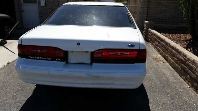 Picture of 1995 Ford Thunderbird LX