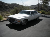 Picture of 1987 Cadillac Brougham Base Sedan, exterior