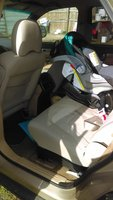 Picture of 2003 Buick Rendezvous CX AWD, interior