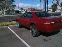 Picture of 1998 Infiniti Q45 4 Dr Touring Sedan, exterior