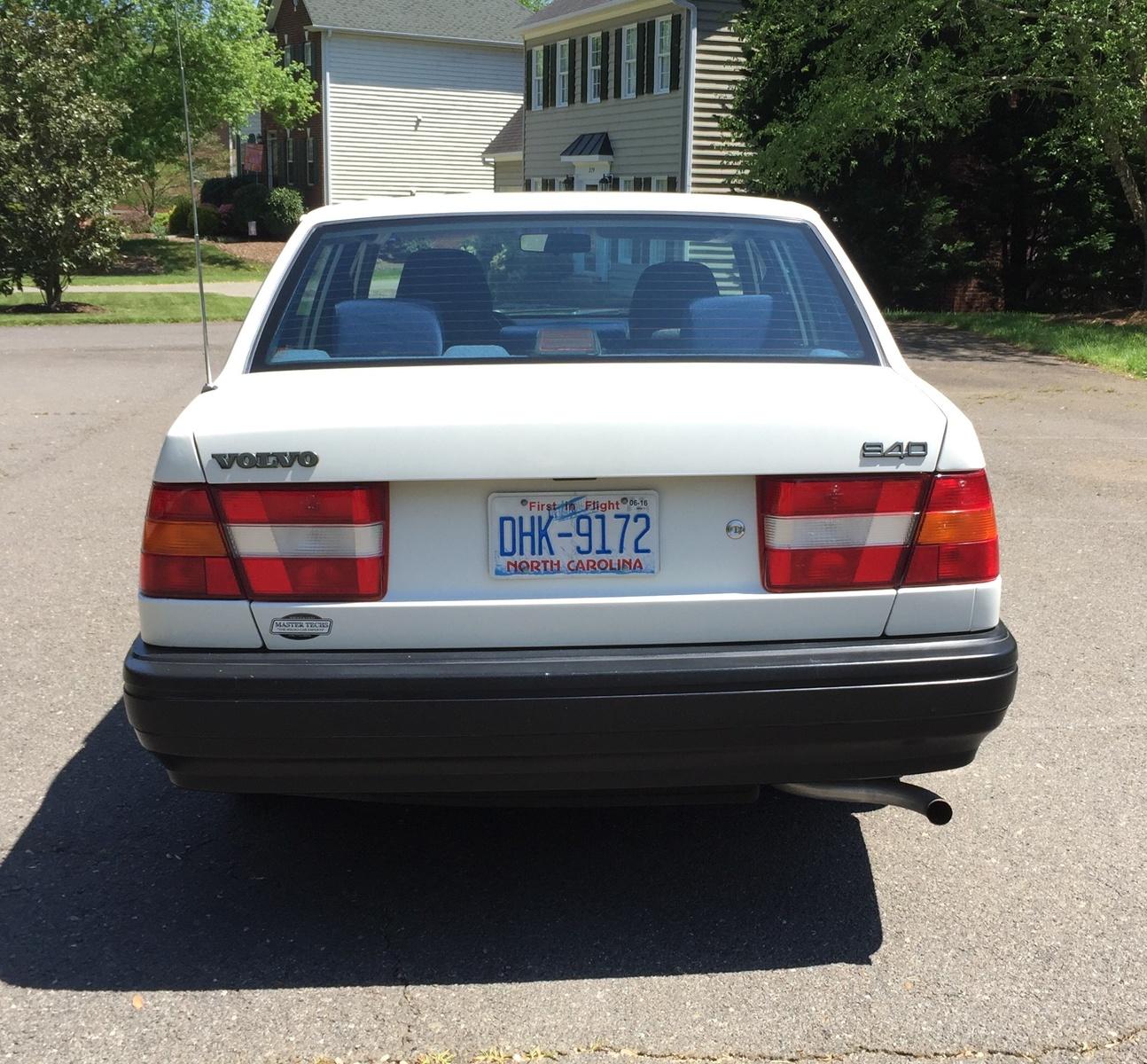 Cargurus Car Value: 1994 Volvo 940