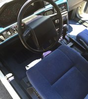 Picture of 1994 Volvo 940 Sedan, interior