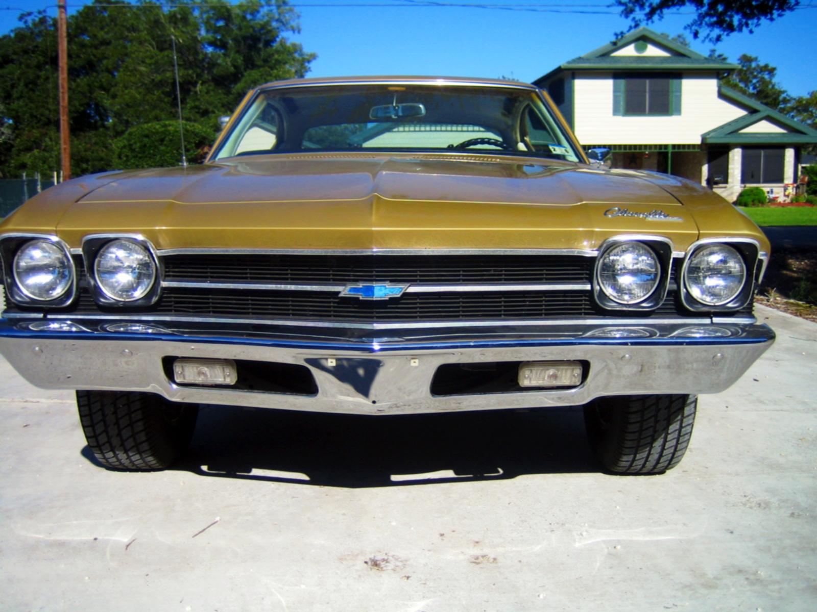 1969 Chevrolet Malibu Overview Cargurus