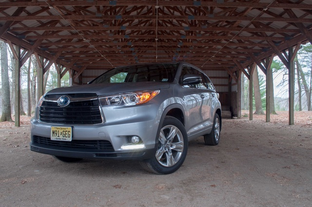 Picture of 2016 Toyota Highlander Hybrid, exterior, gallery_worthy