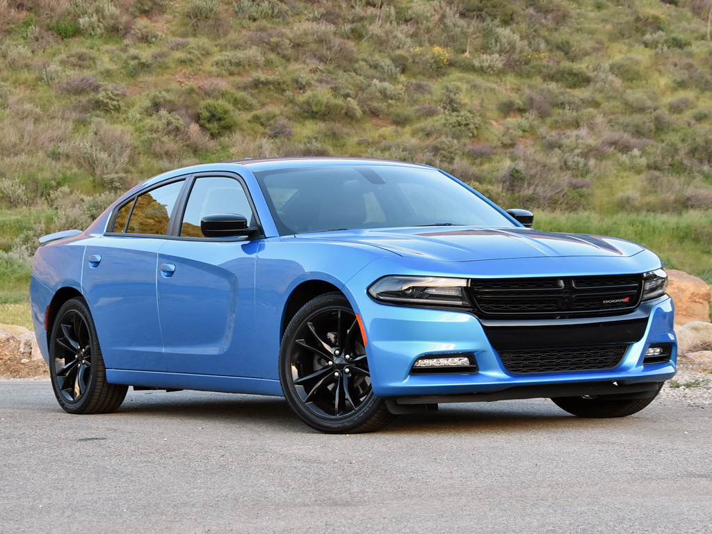2016 Dodge Charger SXT Blacktop Edition