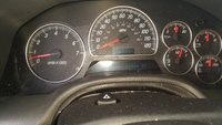 Picture of 2004 GMC Envoy XUV 4 Dr SLT 4WD SUV, interior