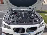 Picture of 2014 BMW 7 Series 750Li xDrive, engine
