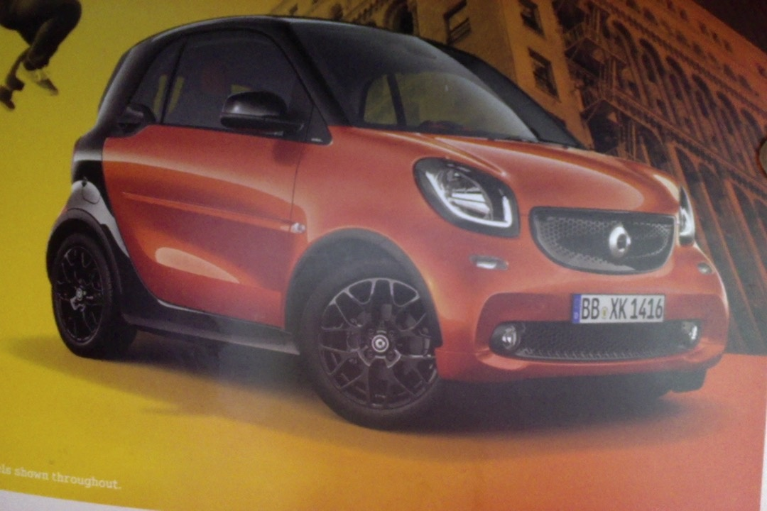 Picture of 2016 smart fortwo pure