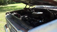 Picture of 1975 Chevrolet C/K 10 Cheyenne 4WD, engine