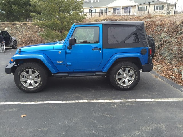 Picture of 2015 Jeep Wrangler Sahara, exterior, gallery_worthy
