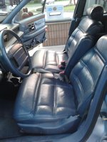 Picture of 1992 Lincoln Continental 4 Dr Signature Sedan, interior