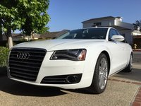 Picture of 2014 Audi A8 4.0T, exterior