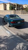 1992 Ford Taurus SHO, Back view, exterior