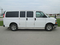 2008 Chevrolet Express Cargo Picture Gallery