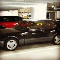 1989 Saab 900 SPG Turbo, 1989 Saab 900 T SPG, exterior