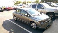 2007 Honda Civic Hybrid Picture Gallery