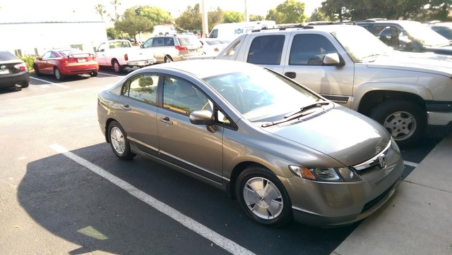 Picture of 2007 Honda Civic Hybrid FWD with Navigation