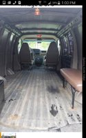 Picture of 2000 Chevrolet Express Cargo 3 Dr G2500 Cargo Van, interior