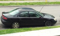 Picture of 1998 Mercury Mystique 4 Dr LS Sedan, exterior