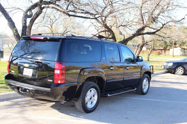 2008 chevrolet suburban ltz 1500 4wd overview cargurus autos post. Black Bedroom Furniture Sets. Home Design Ideas