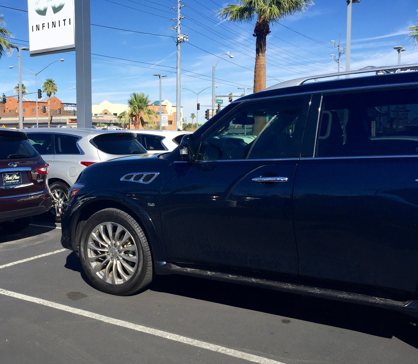 2015 / 2016 Infiniti QX80 For Sale In Your Area