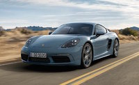 2017 Porsche 718 Cayman Overview