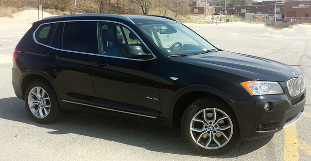 Picture of 2011 BMW X3 xDrive35i AWD