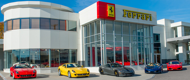 Honda Dealers Ma >> Ferrari of New England - Norwood, MA: Read Consumer reviews, Browse Used and New Cars for Sale