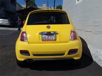 2012 FIAT 500 Picture Gallery
