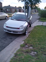 Picture of 2001 Dodge Neon 4 dr Highline SE, exterior