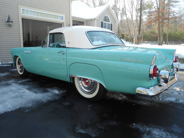 Picture of 1955 Ford Thunderbird