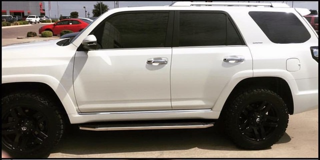 Picture of 2015 Toyota 4Runner Limited, exterior, gallery_worthy