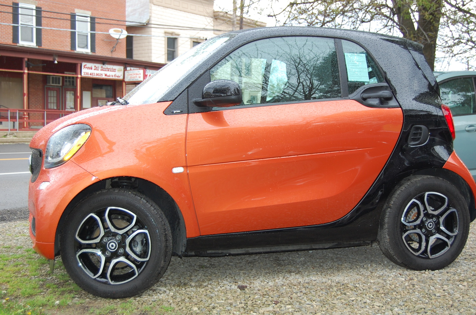Picture of 2016 smart fortwo prime