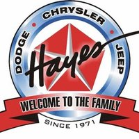 Hayes Chrysler Dodge Jeep logo