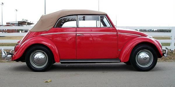 Picture of 1958 Volkswagen Beetle Hatchback, exterior, gallery_worthy