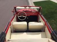 Picture of 1958 Volkswagen Beetle Hatchback, interior, gallery_worthy