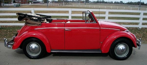 Picture of 1958 Volkswagen Beetle Hatchback, exterior, gallery_worthy