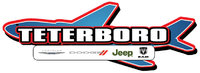 Teterboro Chrysler Jeep Dodge Ram logo