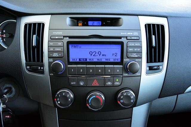 2009 hyundai sonata interior pictures cargurus for Hyundai sonata 2006 interior