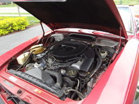 Picture of 1977 Mercedes-Benz 450-Class, engine