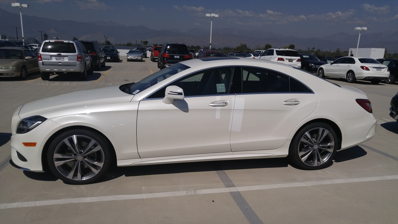 2015 / 2016 Mercedes-Benz CLS-Class for Sale in your area - CarGurus