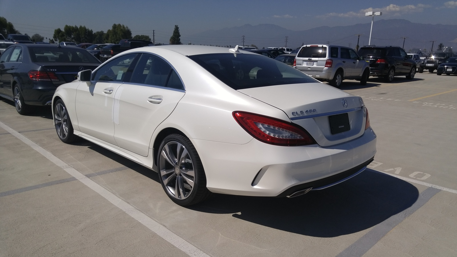 2016 2017 mercedes benz cls class for sale in your area