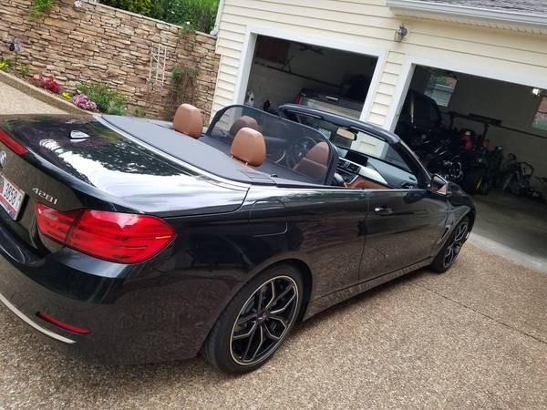 Picture of 2016 BMW 4 Series 428i Convertible SULEV