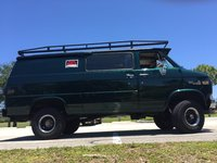 1982 GMC Vandura Overview