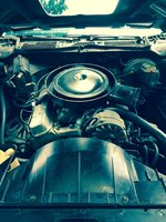 Picture of 1975 Pontiac Firebird Trans-Am, engine