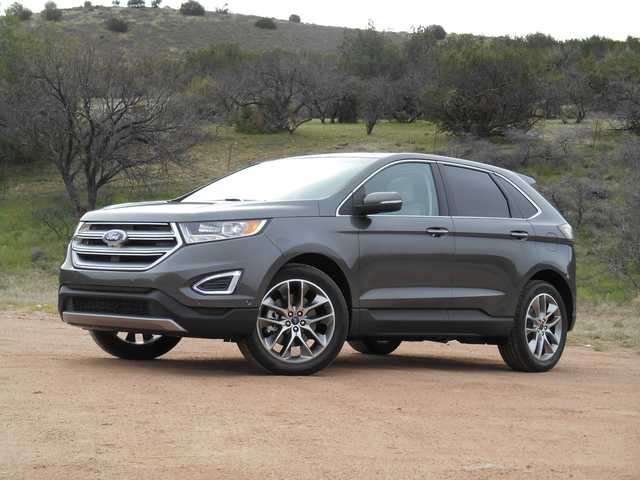 2016 Ford Edge - Overview - Review - CarGurus