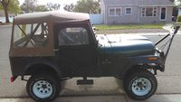 1973 Jeep CJ5 Overview