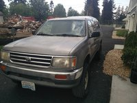 1996 Toyota T100 Overview