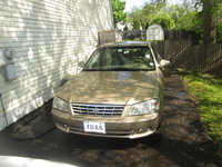 Picture of 2001 Kia Optima LX, exterior